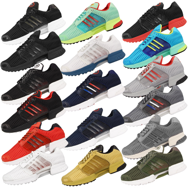 Zapatos promocionales para hombres y mujeres Adidas Climacool 1 Schuhe Herren Damen Laufschuhe Sneaker Clima Cool Runner Flux
