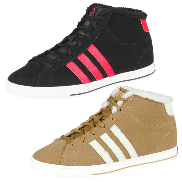 Winter-Boots-Womens-Adidas-NEO-SE-Daily-High-Top-Sneaker