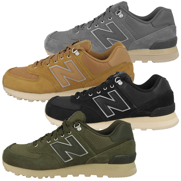 Zapatos promocionales para hombres y mujeres New Balance ML 574  Schuhe ML574 Freizeit Sneaker 410 420 576 754 373 565 597