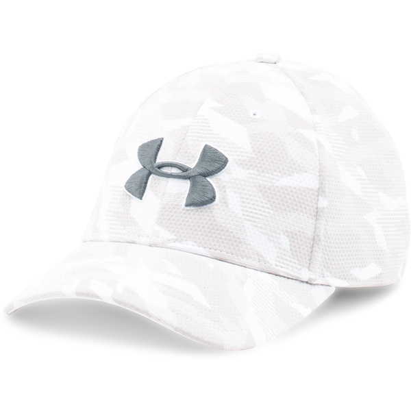 UNDER-ARMOUR-IMPRIME-CIBLES-SUR-STRETCH-FIT-CASQUETTE-DE-BASEBALL-1273197