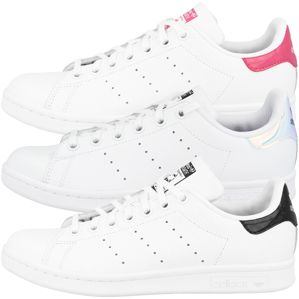 ADIDAS Stan Smith J Tempo Scarpe Originals Low Cut Pelle Retro Tempo J Libero Sneaker Sportive a7cd69