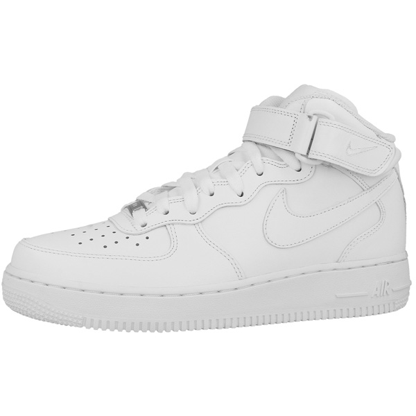 NIKE AIR FORCE 1 MID '07 RETRO LEATHER DAMEN SCHUHE WOMEN RETRO '07 SNEAKER HIGH JORDAN 0fc148