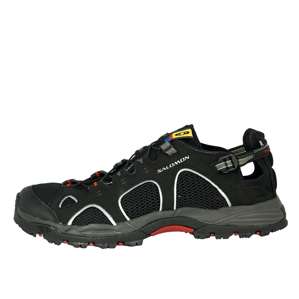 SALOMON-TECHAMPHIBIAN-3-MEN-HERREN-OUTDOOR-TREKKING-SCHUHE-SANDALE-RUNNING